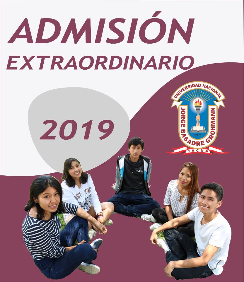 EXTRAORDINARIO 2019