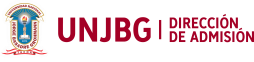 Admisión UNJBG