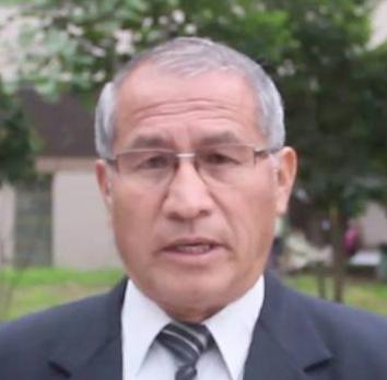 Mg. Fray Masías Cruz Reyes
